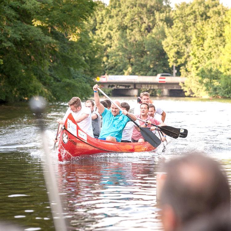 Wassersport Teamsport Tag